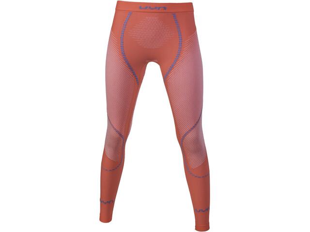 UYN Ambityon UW Long Pants Damen geranium/pearl grey/atlantic